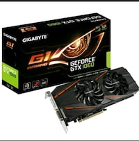 Gigabyte - GeForce GTX 1060 3GB G1 Gaming Vid Reston, 20191