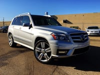 2012 Mercedes-Benz GLK350 4MATIC AWD - Clean Carproof, Nav, One Local AB Owner Edmonton