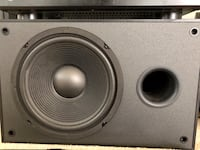 JBL PSW 10 Inch Powered Sub Woofer Home Theater For Parts or Repair Orlando, 32836