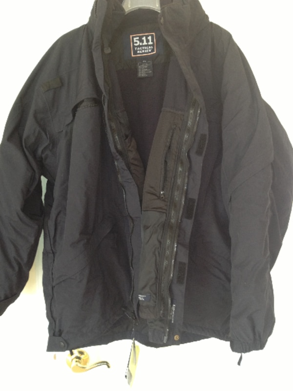5.11 3-In-1 Parka XXL New With Tags
