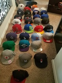 fitted cap collection