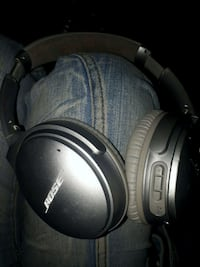 BOSE over the ear headphones