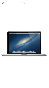 "Apple MacBook Pro 13"" Core i7 2.9GHz 8GB 750GB 2012"