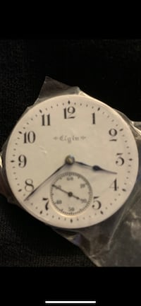 1900 ELGIN POCKET WATCH