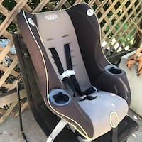 Baby/toddler car seat and booster (the white spots are sunlight!) Pleasant Hill, 94523