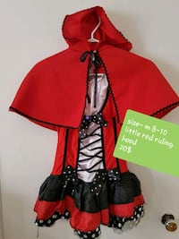 red and black dress with bow accent Halifax, B3M 2N5