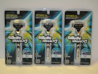 BRAND NEW Gillette Mach 3 Razor/Cartridge - $5 Eac Hyde Park