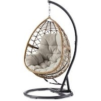 Egg Swing Chair Patio Outdoor