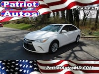 Toyota Camry 2015 BAD CREDIT? DON'T SWEAT IT! Baltimore