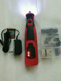8.0v Rechargeable rotary tool Laurel