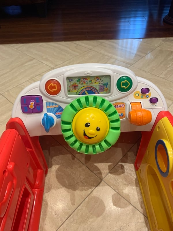 Fisher price car play and learn b3376a3a-7bc3-4dfe-bc5b-25052ae60b8c