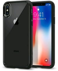 iPhone X - factory unlocked with box and accessori Springfield, 22153