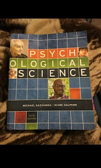 Psychological Science 5th edition Los Angeles, 90002