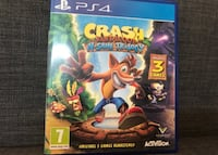 Crash Bandicoot N-Sane Trilogy (PS4) Toronto, M3N