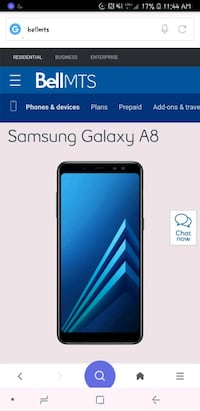 Brand newGalaxy A8 Sell or Trade Winnipeg, R3C 3X4