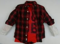 (97) Shirts, t-shirts and polos for boys from $4