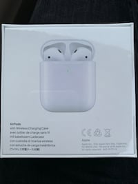 New generation AirPods with wireless charging case Lakewood, 90713