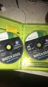 two Xbox 360 game discs Baton Rouge, 70802