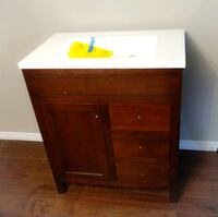 Brand new Vanity with the Top Richmond Hill, L4C