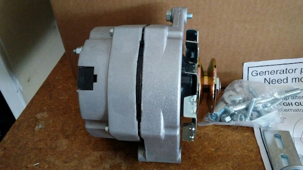 6 Volt Pos. Ground Alternator 2c4af886-0510-4647-a90e-d0fc1210b8b5