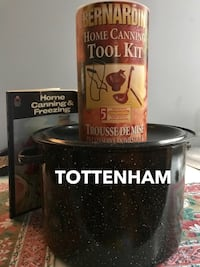 Home Canning Kit - TOTTENHAM - For The Kitchen - Handy New Tecumseth, L0G 1W0