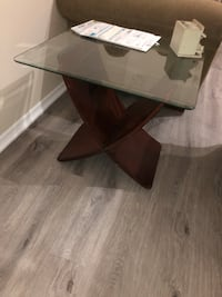 Glass side table Winter Haven, 33884