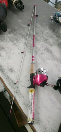 Pink Shakespeare Fishing Pole Boise, 83714