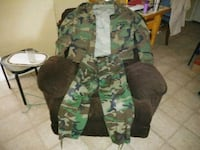 Military Camo jacket and Pants  Brownsville, 78526