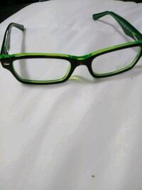 green and black framed eyeglasses Memphis, 38104