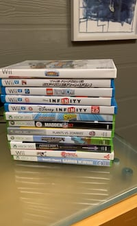 Xbox 360 and Wii games Baltimore, 21212