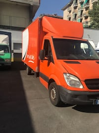 Mercedes - Sprinter - 2009 Milano, 20121