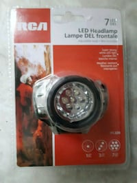 RCA  led Headlamp