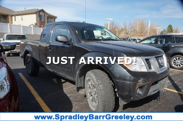 2016 Nissan Frontier PRO-4X V6 4 0L 4WD Truck 16