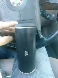 black and gray JBL portable speaker Madisonville, 37354