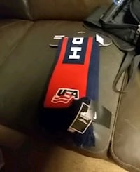 team USA Nike home of the brave scarf