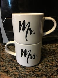 Mr and Mrs Coffee Mugs Las Vegas, 89148