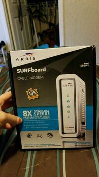 Arris Surfboard cable modem box Spring Lake, 28390
