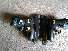 Charger roller derby (size-4)