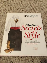 Instyle book