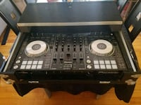 black and gray DJ controller Queens, 11413