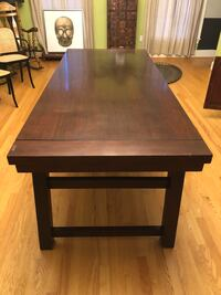 7'x3' solid wood dining table Frederick, 21704