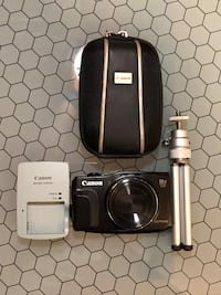 Compact Camera Canon PowerShot SX710 HS Bundle 547 km