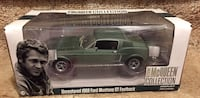 Greenlight Bullitt 1968 Mustang Unrestored Version 1/24  Saskatoon, S7K 6P9