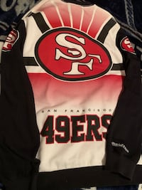 49ers throwback crew neck Hollister, 95023