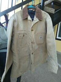 brown button jacket Barstow, 92311
