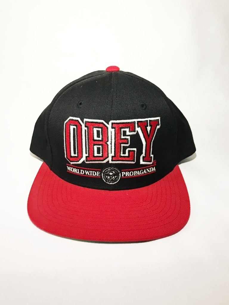 info for 52232 f51f4 ... czech black and red obey hat snapback d7284 2b2b3