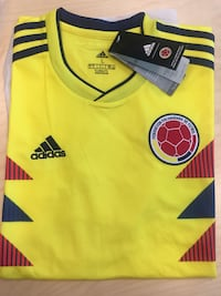 World Cup 2018 COLOMBIA Jersey Miami, 33136