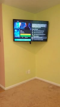 Tv Wall mount installation. Silver Spring, 20906
