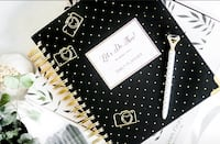 Luxury planner 2020 with pen set Alexandria