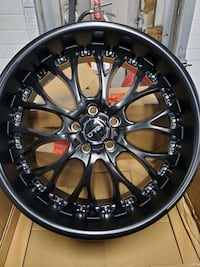 Helo HE 890 20 inch offset rims